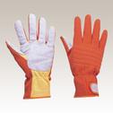 商品写真:耐摩擦ケブラー手袋 人工皮革付き