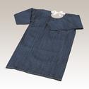 商品写真:デニム袖付きエプロン