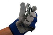 商品写真:HexArmor 5039 耐切創・突刺し床革帆布手袋