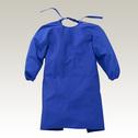 商品写真:フォーテック 袖付きエプロン