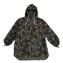 商品写真:カモフラング フード付きジャケット CFG-CV1212
