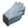 商品写真:Recycled Knitted Gloves: 600W