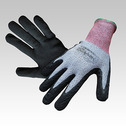 商品写真:HexArmor 9013 耐切創ニトリルゴム手袋 ミクロフィニッシュ加工