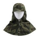 商品写真:カモフラング 帽子付き頭巾 CFG-HD0212