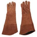 商品写真:超ロング革手袋 BRL-53007LA
