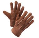 商品写真:背縫い床革ブラウン BR-103