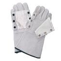 商品写真:床革手袋アルミ付き(5太郎) 52AL