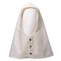 商品写真:2枚ハギ頭巾 CV-1