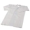 商品写真:帆布袖付きエプロン(袖口ゴム入り) HG-1