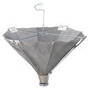 商品写真:火雨守[こうもり]高所溶接用火受け傘 KA-2100