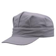 商品写真:グレー八角帽 CGB-10