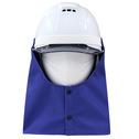 商品写真:フォーテックヘルメットたれ