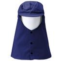 商品写真:ネイビー頭巾ロング CBZ-3111