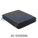 商品写真:あ楽ッション ブラック  AC-03600BL